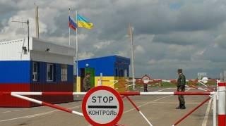 Россия на границе разворачивает украинские автомобили в ответ на биометрический контроль