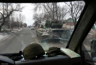 Вижу только один путь освобождения Донбасса - командир батареи самого страшного оружия в АТО