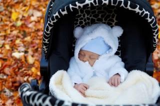 В Херсоне трое мужчин пытались украсть младенца из коляски