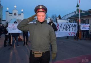 Политологи связывают блокирование Киево-Печерской лавры с трагическими событиями в Запорожье