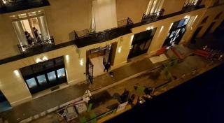 В Париже банда, вооруженная топорами, ограбила знаменитый отель «Ritz»