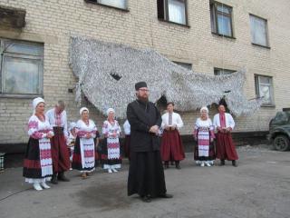 В Запорожье в церкви едва не избили священника, заговорившего на украинском языке