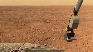 Специалисты NASA не исключают, что нашли на Марсе следы живого существа