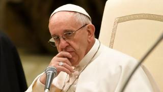 В столице Чили перед визитом Папы Римского возле трех церквей прогремели взрывы
