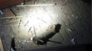 В Белгород-Днестровском из гранатомета обстреляли кафе