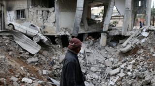 Войска Асада совершили очередную химическую атаку в Сирии