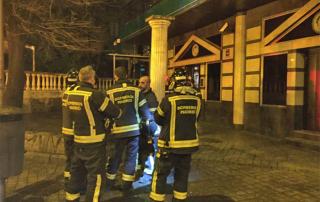 В Мадриде на посетителей ночного клуба рухнул потолок