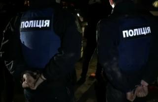 В Харькове разоблачили банду оборотней в погонах