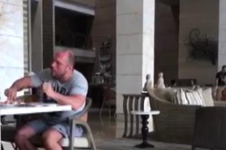 После облизанной Геращенко тарелки, Кива решил, что есть руками - это нормально