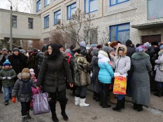 В Украине повысили ежемесячную адресную помощь переселенцам
