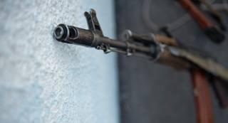 В Днепре на посту из автомата застрелился солдат. Говорят, все дело в денежных поборах
