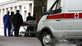 В аннексированном Симферополе в одной из гимназий произошла стрельба