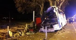 Жуткое ДТП в Турции унесло жизни 11 человек