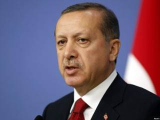 Эрдоган объявил о начале военной операции своих войск в Сирии