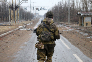 Почему наша власть упорно называет войну на Донбассе странным словом