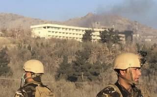 В результате теракта в Кабуле погибли 7 украинцев