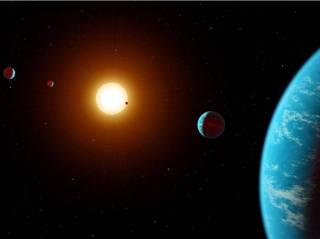 Астрономам-любителям понадобилось лишь двое суток, чтобы найти Солнечную систему, похожую на нашу