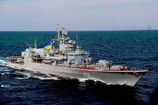 Правоохранители задержали сотрудника института при попытке вывезти в Иран секретные данные о флагмане ВМС Украины