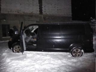 В Киеве на глазах у прохожих похитили мужчину