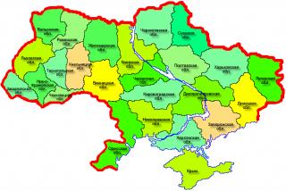 Где в Украине выгодно жить и работать