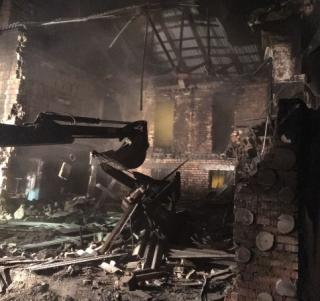 Под Киевом взрыв в жилом доме разрушил четыре квартиры. Без погибших, увы, не обошлось