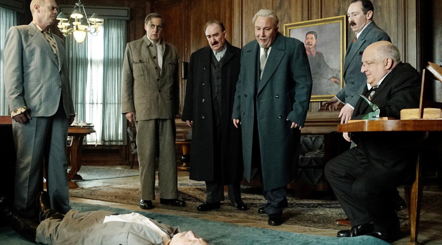СПЧ запросил уМинкультуры копию «Смерти Сталина» для исследования