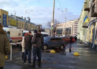 В Киеве произошла вторая перестрелка за день