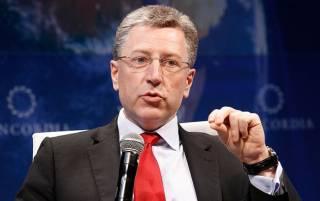 Волкер утверждает, что Россия готова пойти на уступки в деле размещения миротворцев на Донбассе