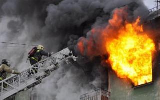 На прошлой неделе в Украине заживо сгорели 62 человека