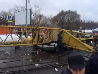 В Украине начался «кранопад». В Одессе обошлось, на Ивано-Франковщине — два трупа