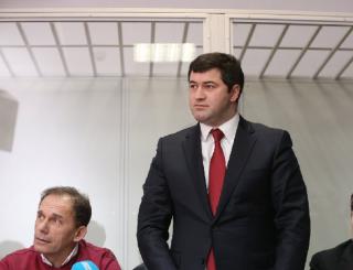 Кабмин уволил главу Фискальной службы Насирова
