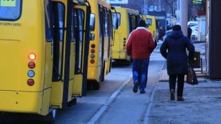 В Киеве появятся спецбригады, которые будут проверять исправность маршруток