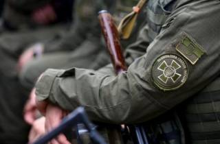 Очередной украинский военный свел счеты с жизнью