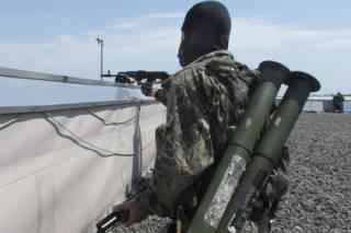 По стопам «Гиви»: в Донецке из гранатомета якобы пытались расстрелять «министра обороны ДНР»