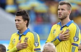 Сборную Украины по футболу настигло суровое наказание от УЕФА