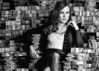 Фильм «Игра Молли»: фристайл на горе денег