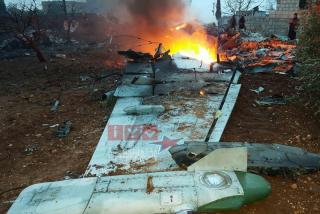 Сирийские повстанцы сбили российский штурмовик. Летчику поспешили приписать украинское гражданство