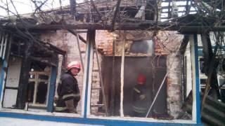 Три человека стали жертвами пожара на Черкасщине