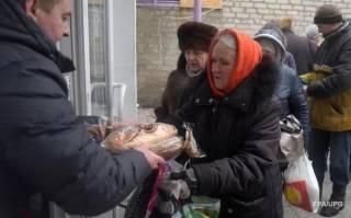 Украина попала в список стран, где люди страдают от голода