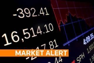 Американский фондовый рынок рекордно рухнул второй раз за неделю