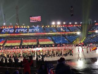В Южной Корее стартует зимняя Олимпиада