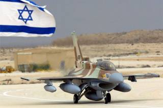 Сирия сбила израильский самолет из российского оружия