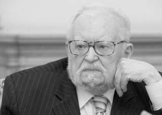 Умер выдающийся украинский философ Мирослав Попович