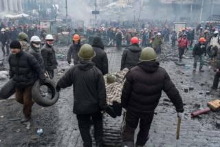 Названы главные подозреваемые в массовых убийствах активистов во время Евромайдана