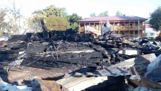 Судмедэксперты проведут эксгумацию тел детей, погибших при пожаре в лагере «Виктория»