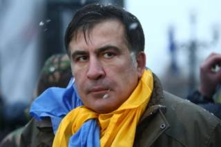 Пограничники депортировали Саакашвили из Украины
