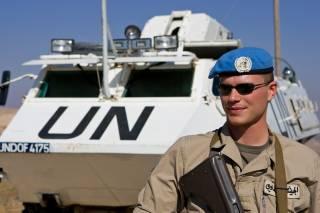 Стали известны некоторые подробности возможной миротворческой миссии ООН на Донбассе