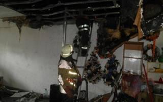Из-за пожара в ужгородском общежитии пришлось эвакуировать 300 студентов
