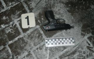 В Киеве словесная перепалка мужчин переросла в стрельбу