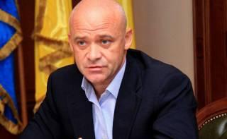 В «Борисполе» задержан мэр Одессы Труханов. Ему сразу же вручили подозрение